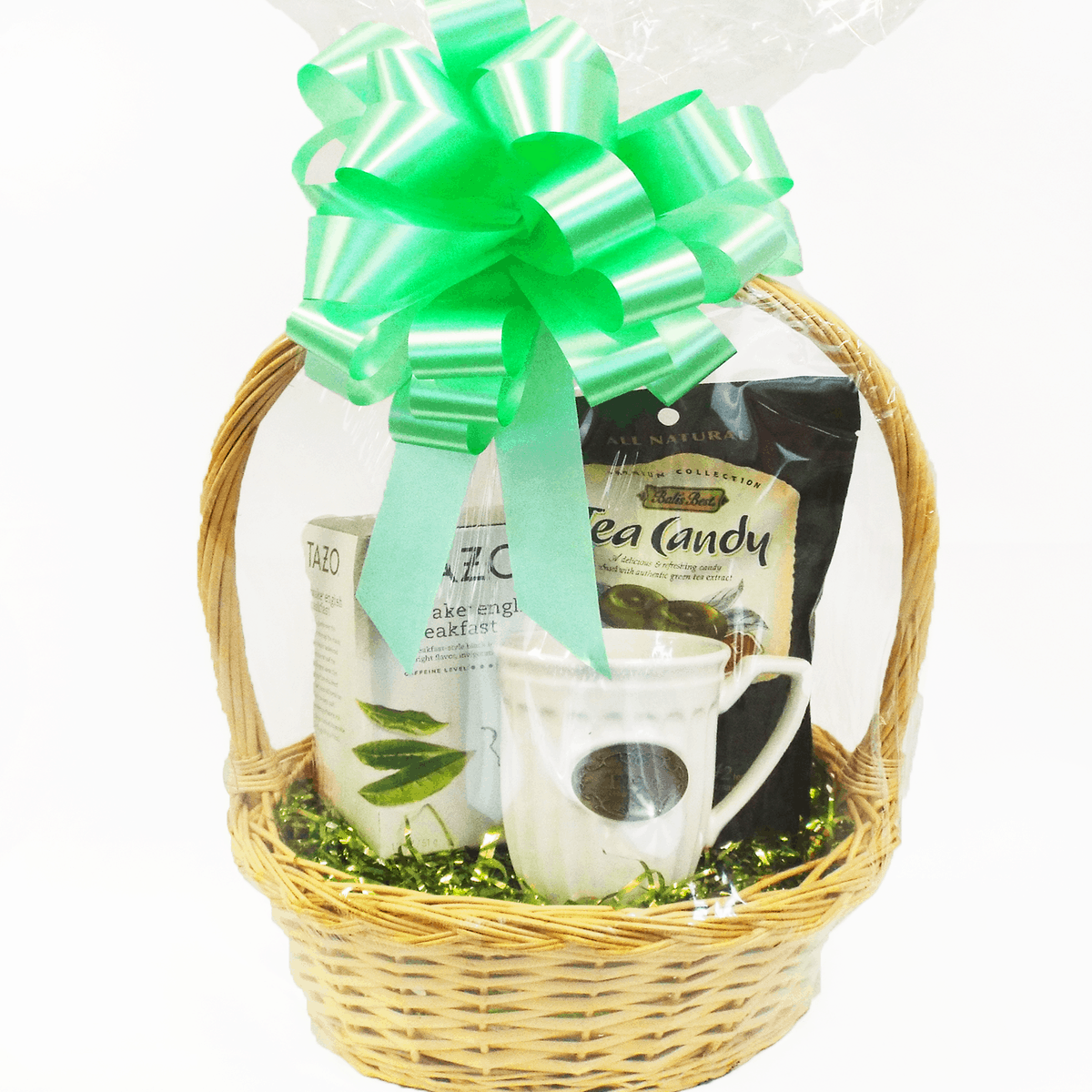 Time For Tea Gift Basket Esor Baskets